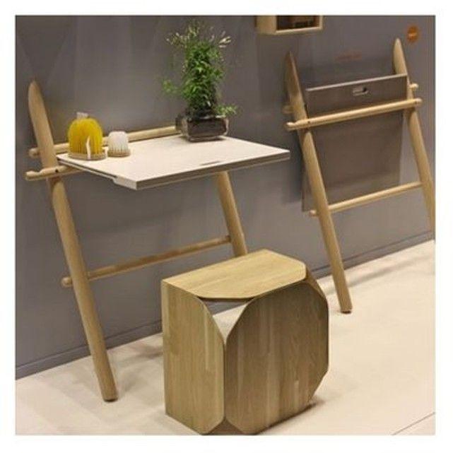 Les 25 meilleures id es de la cat gorie lasure grise sur pinterest rampes d 39 escalier peintes - Cree un meuble salle de bain en dur ...