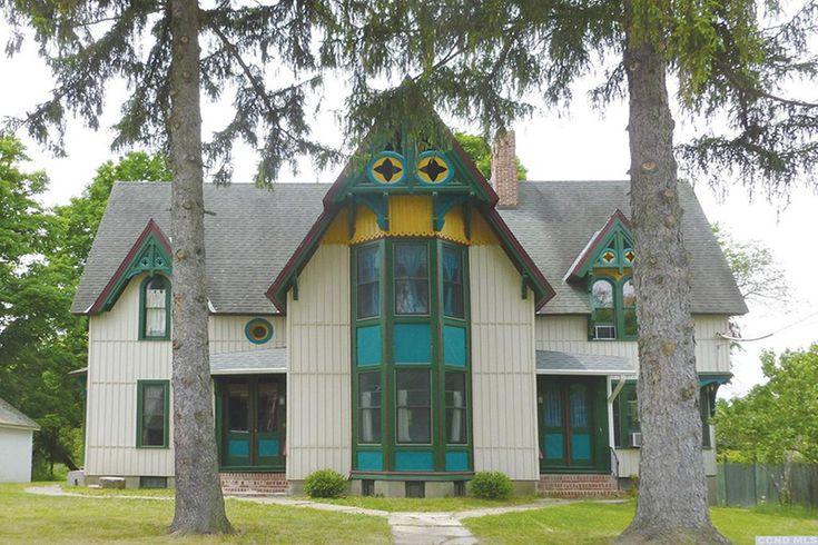 Уникальный викторианской готики Коттедж | CIRCA Старые дома | Старые дома для продажи и исторических Объекты недвижимости