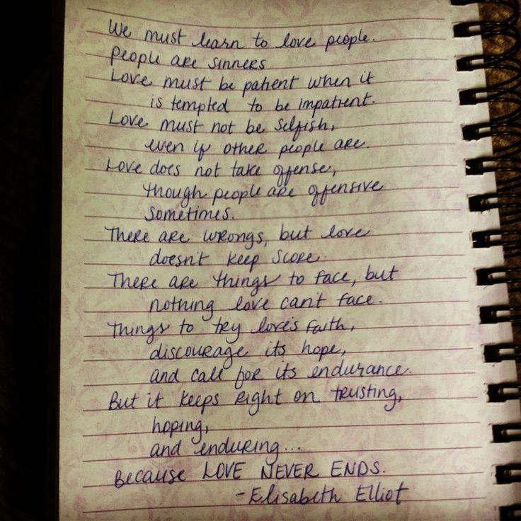 Elisabeth Elliot Quotes On Love: 1000+ Images About Elisabeth Elliott On Pinterest