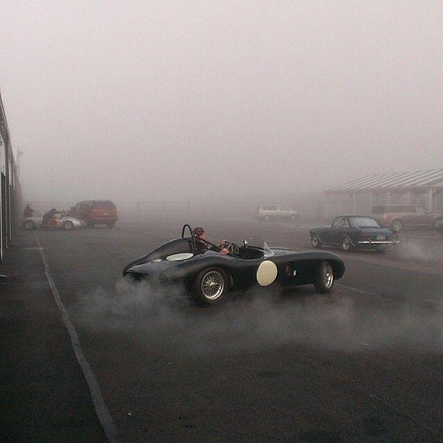 Car to die for.  Repost: @autodromomedia  #autodromo #vintageracing #thewatcco