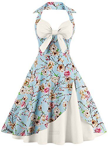 51 best rockabilly print dresses images on pinterest for Amazon wedding guest dress