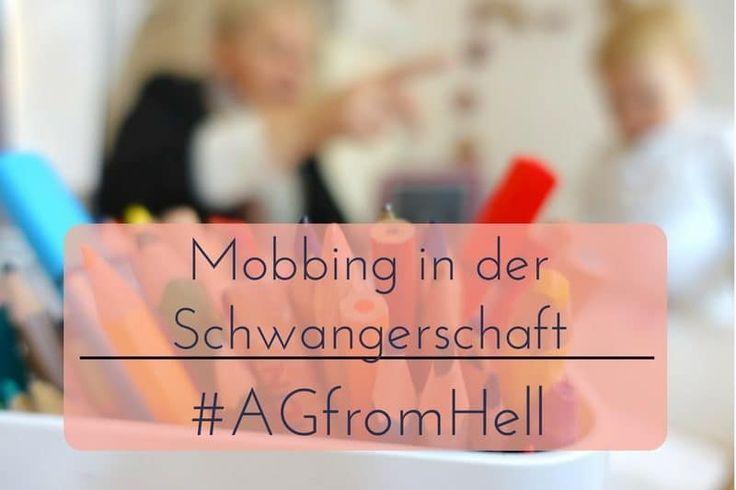 Mobbing in der Schwangerschaft - Arbeitgeber from Hell - ein Beitrag auf mamaskind.de