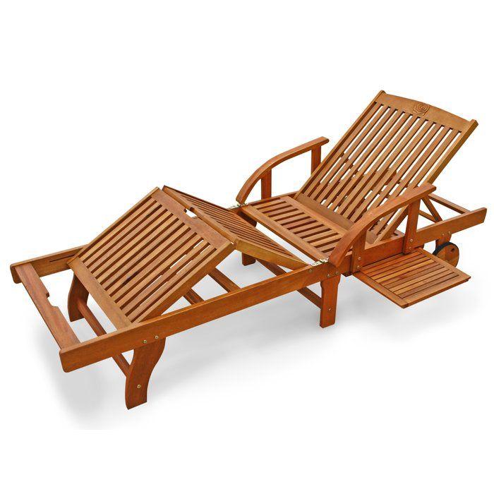 Verstellbar Gartenliege Sun Shine Gartenliege Sonnenliege Gartenliege Holz