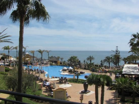 Marriott Marbella Beach Resort Reviews | ... (Room 1015) - Picture of Marriott's Marbella Beach Resort, Marbella
