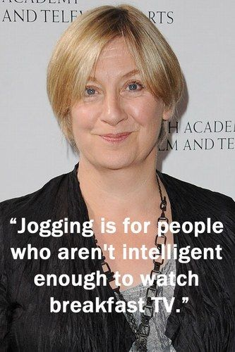 Victoria Wood - Inspirational quotes: Wise words from famous women - sofeminine.co.uk