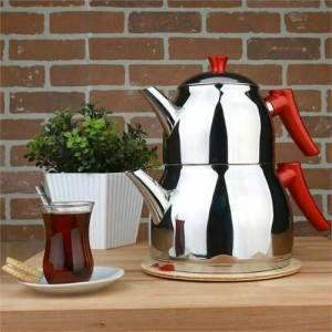 Çaydanlıkları nasıl parlatabiliriz