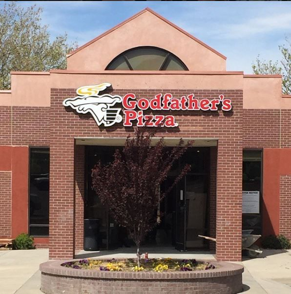 "NEBRASKA -- GODFATHER'S PIZZA. Founded In 1973 in Omaha, following the release of the movie ""The Godfather"". Over 640 locations in the U.S. serve up Classic Combos and pizza pies."