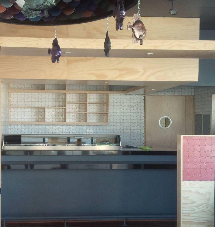 Encuentra las mejores ideas e inspiración para el hogar. Kasumi, Restaurante Japones en Monterrey por FT Wallmosaic   homify