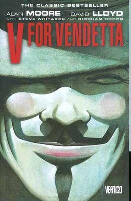 V for Vendetta (Paperback)
