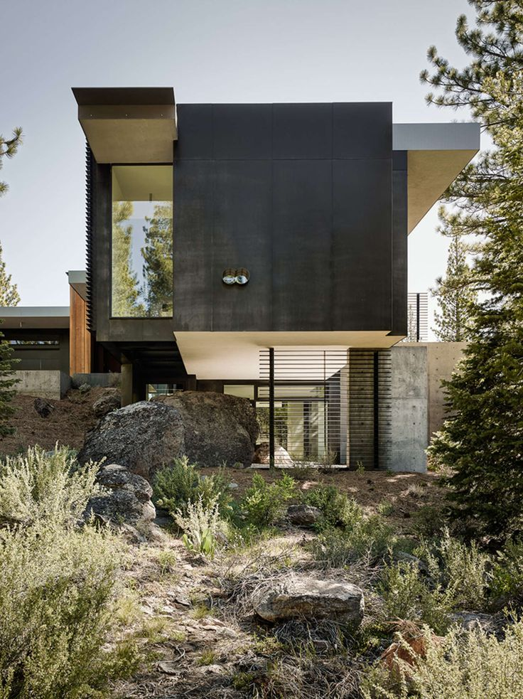 104 best Modern Cold Climate Houses images on Pinterest ...