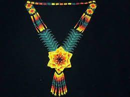 collares indigenas mexicanas