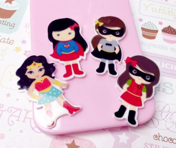 Hey, I found this really awesome Etsy listing at https://www.etsy.com/listing/244905435/20mm-super-girls-acrylic-flatback