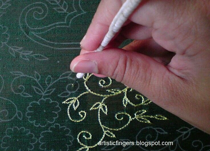 Best needle punch embroidery images on pinterest