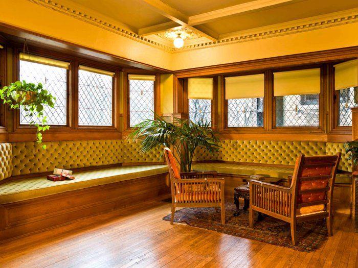 Christmas Decor At Frank Lloyd Wright S Home And Studio Frank