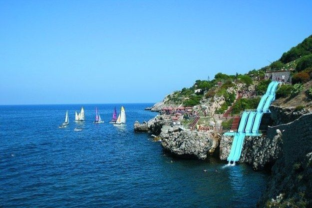 Città Del Mare Hotel, Italy | 31 Ridiculously Cool Water Parks To Visit With Your Kids