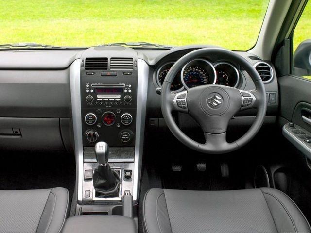 McCarthy Call-A-Car: New SUZUKI Grand Vitara 2.4 4x4. www.callacar.co.za