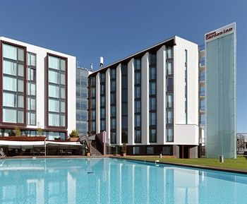 Image of Hilton Garden Inn Venice Mestre San Giuliano, Mestre - where we stayed on our honeymoon to Venice.