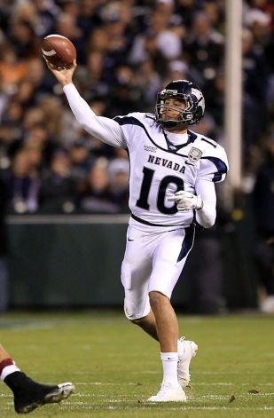 """""""49ers draft Nevada quarterback Colin Kaepernick"""" SFGate (April 30, 2011)"""