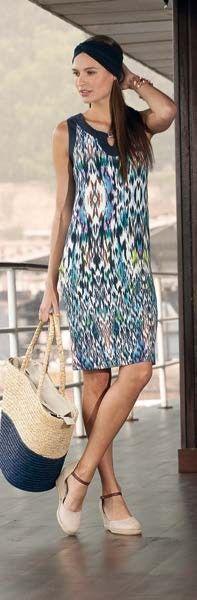 Vestido verano Egatex modelo Savage. Lleva tu estilo a la playa