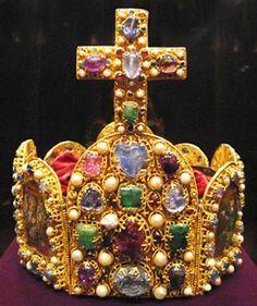 Corona Imperial de Conrad II