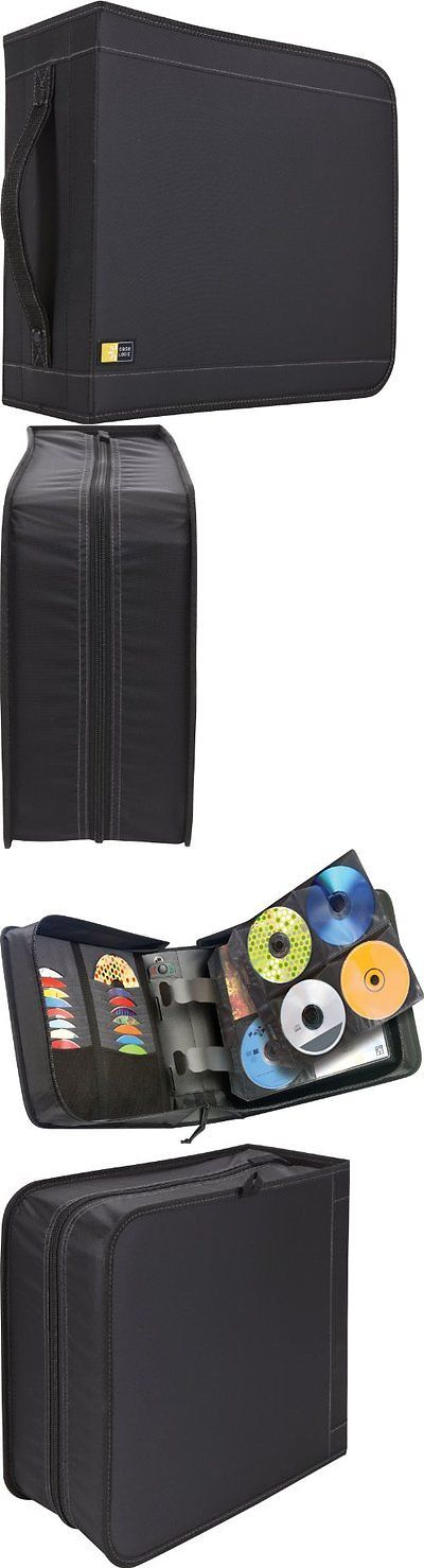 Media Cases and Storage: Case Logic Cd/Dvdw-320 336 Capacity Classic Cd/Dvd Wallet (Black) -> BUY IT NOW ONLY: $42.7 on eBay!
