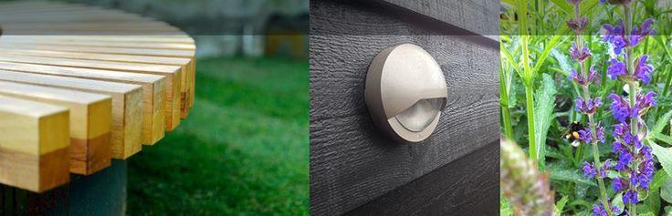 Moderne tuin Tilburg - luxe - tuinen - hardhouten - zitelement - cortenstaal - verlichting - tegels - meerstammige - berken - bomen - sier - grassen - hovenier - verbena tuinarchitect - Erik - Knops hovenier