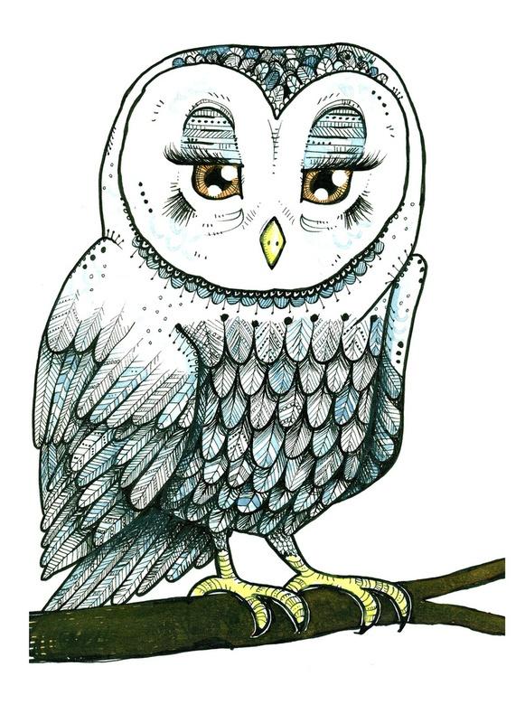 Snowy Owl  by Tara Put