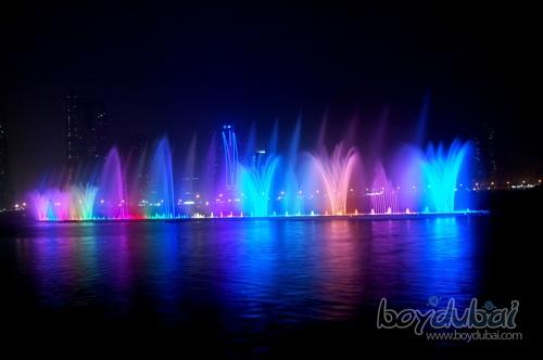 Al Majaz Waterfront - latest attraction in Sharjah