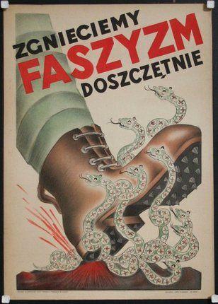 Zgnieciemy Faszyzm Doszczetnie