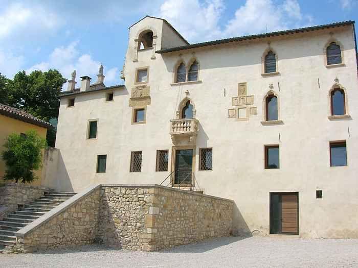Barbarano Vicentino Palazzo dei Canonici Colli Berici - Vicenza