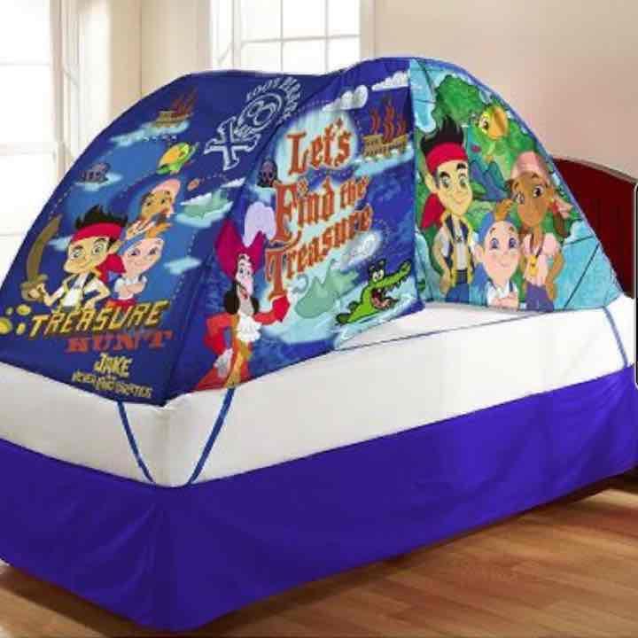 disney bed tent instructions