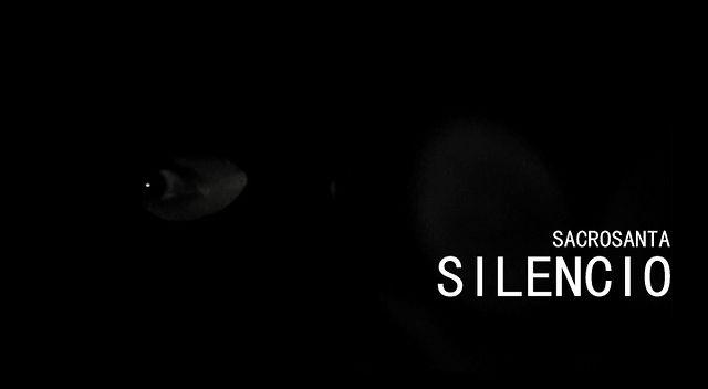 """La procesión conocida popularmente como """"El Silencio"""" sale los viernes santos y su particularidad es que se apagan las luces de la calle a su paso y las personas guardan silencio en señal de respeto a la figura del cristo crucificado."""