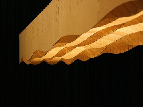Parametric Lampe, la technologie au service de l'imagination par Unit