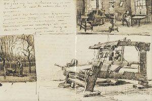 Письма Винсента Ван Гога | Искусство Ван Гога