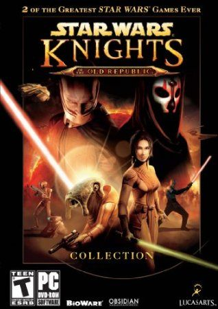 Where It Begins - The Kotor Collection includes both Star Wars Knights of the Old Republic with over 40 Game of the Year Awards and the follow-up chapter, Star Wars Knights of the Old Republic II: THE SITH LORDS. Kotor - For a thousand generations the Jedi Knights have been guardians of peace and justice in the Old Republic.  Price: $19.99