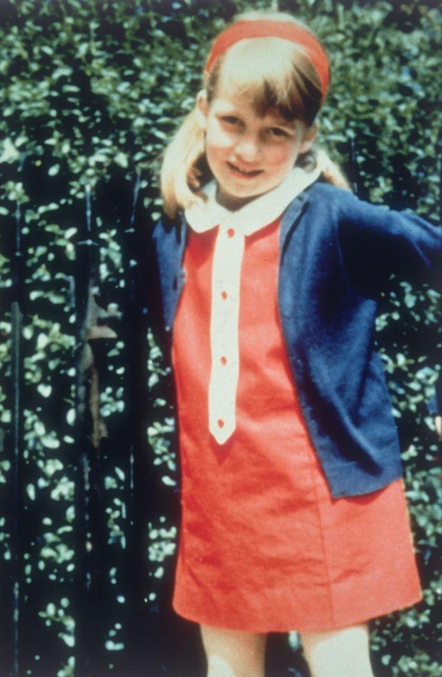 Princezná Diana Spencer Windsor