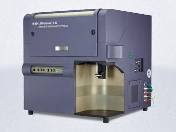 BD Biosciences LSRFortessa X-20 cell analyzer