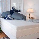 "Found it at Wayfair - Sleep Revolution 4"" Memory Foam Mattress Topper"