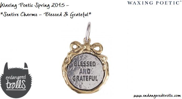 Waxing Poetic Spring 2015 | Waxing Poetic Spring 2015