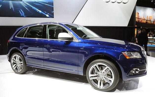2014 Audi SQ5 still packs a punch!