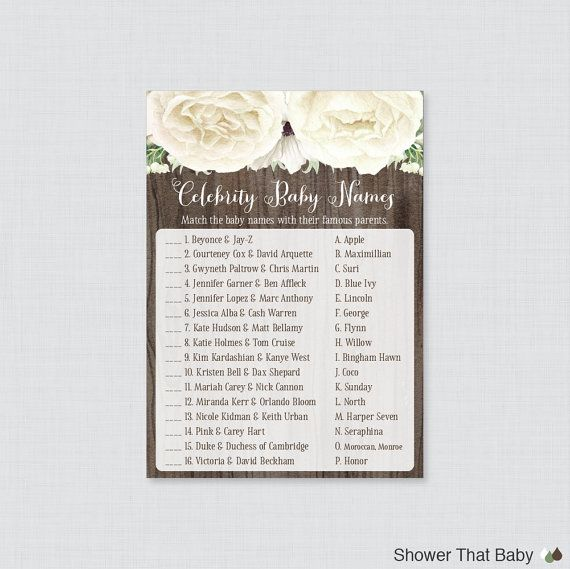 ideas about celebrity baby showers on pinterest baby name list baby