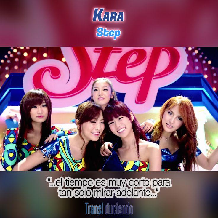 Traducción: #Kara - #Step | #KPop http://transl-duciendo.blogspot.com.au/2015/02/kara-step-paso.html