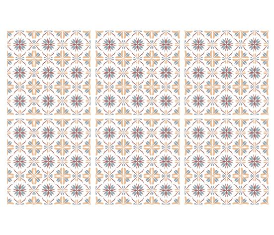 KAKELDEKOR marockansk 129 kr från Dekortorget