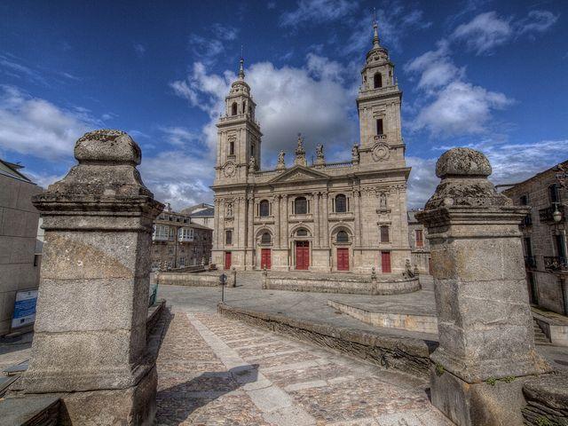 Catedral de Lugo. Galicia. Spain