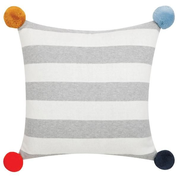 CUSHION   circus design by castle + things
