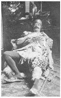 Le troisième Blog: Jean Lorrain mimant l'agonie d'un guerrier celte chez Sarah Bernhardt