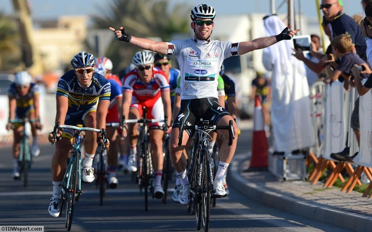 Tour of Qatar Stage 4: Mark Cavendish Wins Again, Takes Overall Lead