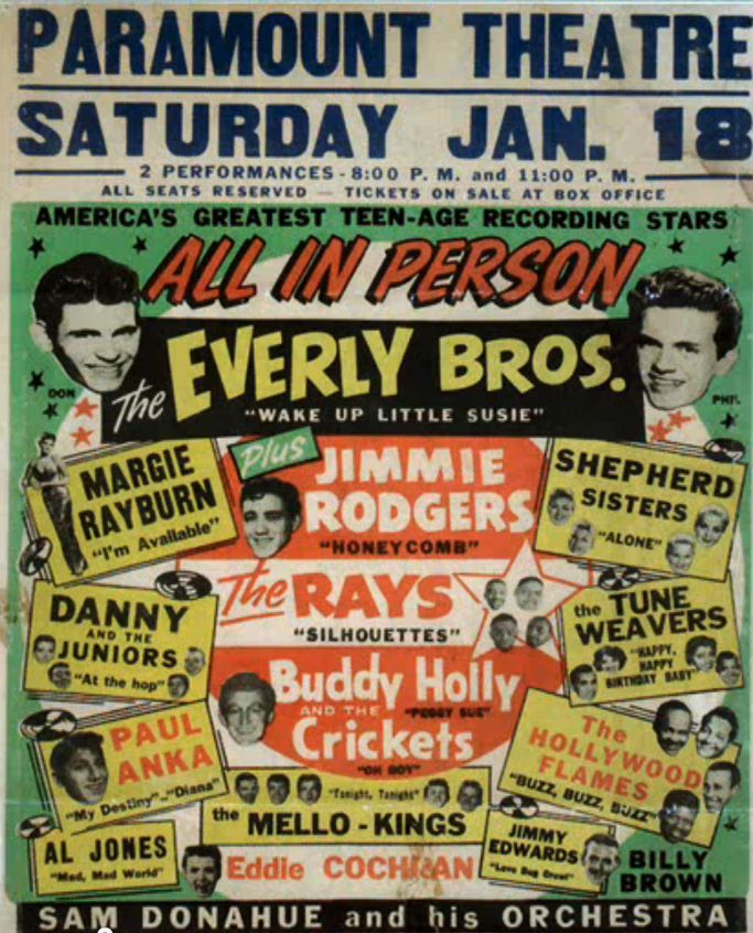 1958.  What a line-up.!!