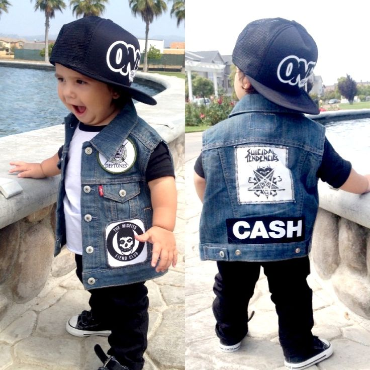 I just died. This will be my child.....except not with a sideways hat. Flippy hat instead ;-)
