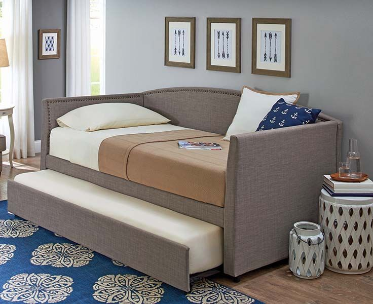 better homes and gardens grayson linen daybed 2